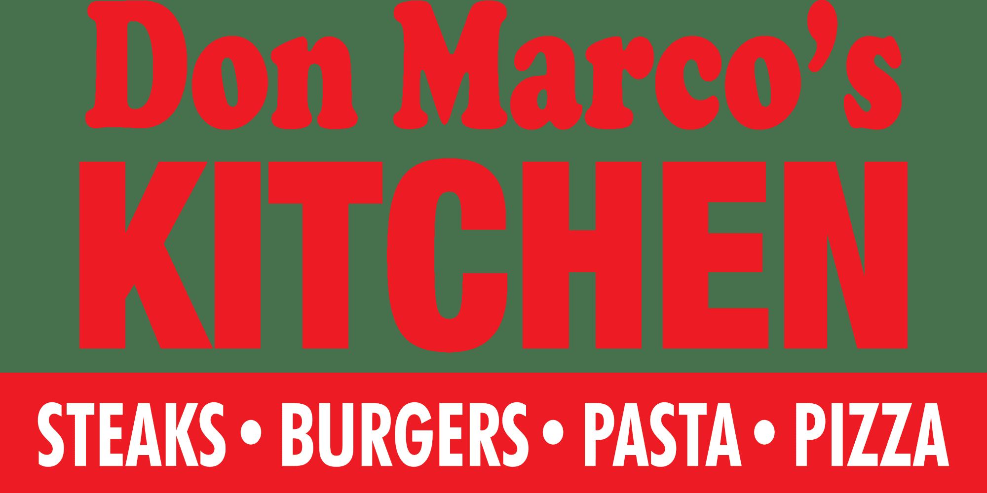 Don Marcos Kitchen